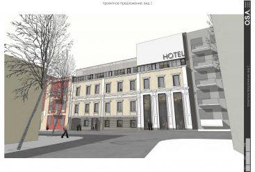 Гостиница GOGOL 1_4